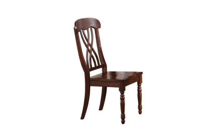 DP1453SD Pelican Point Ribbon Side Chair,Winners Only, Inc.