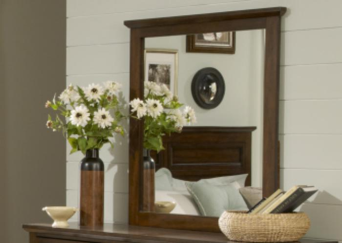 461 Laurel Creek Landscape Mirror,Liberty Furniture Industries