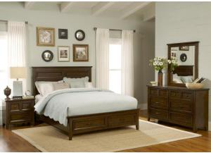 461 Laurel Creek Queen Panel Bed